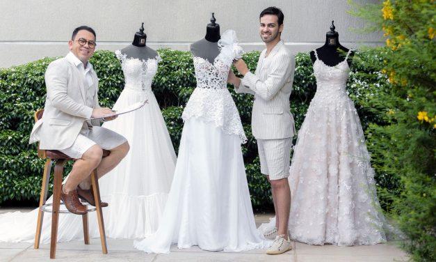 Brisa Collection 2021 a mais nova coleção de noivas do atelier Fernando Peixoto