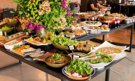 Complexo Gastronômico d chef Lídia Nasser lança buffet no almoço