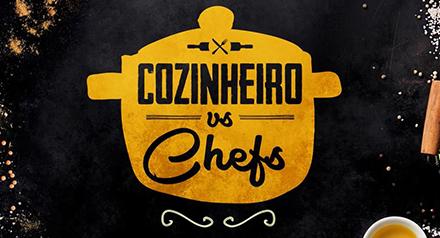 Cozinheiro vs Chefs estreia sábado, 22, no SBT em Brasília
