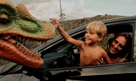 Jurassic Safari Experience chega à Brasília