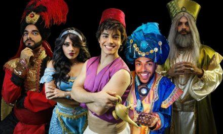 Espetáculo Aladdin ganha temporada especial e gratuita no RJ
