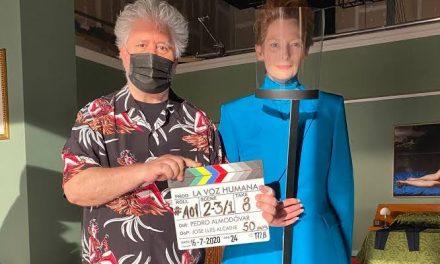 Human Voice', novo curta de Pedro Almodóvar, será lançado no Brasil
