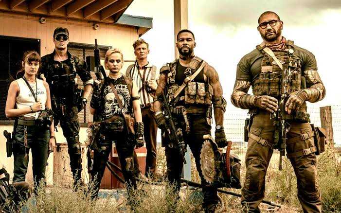 Army of the Dead: Invasão em Las Vegas na Netflix