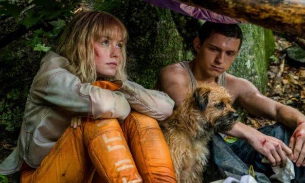 Mundo em Caos tem Tom Holland e Daisy Ridley em ação futurística