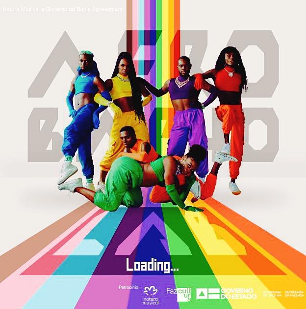Natura Musical apresenta AFROBAPHOLab, um laboratório digital de artes integradas realizado pelo coletivo LGBTIA+ Afrobapho