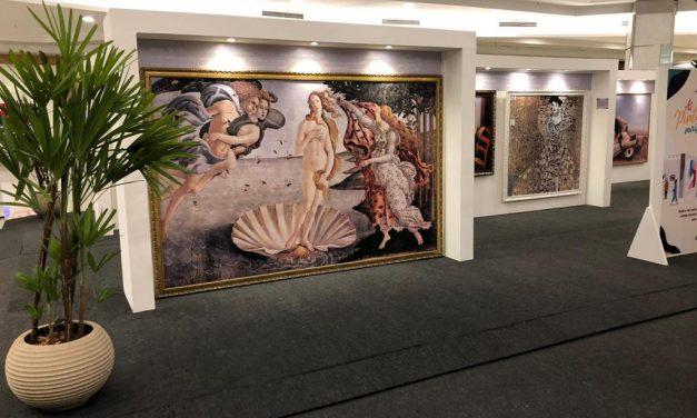 Taguatinga Shopping convida público para uma viagem pela história da arte