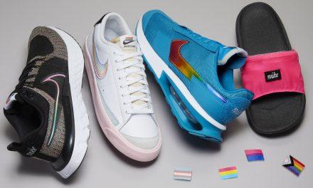 Coleção Be True:Orgulho em movimento da Nike já está disponível