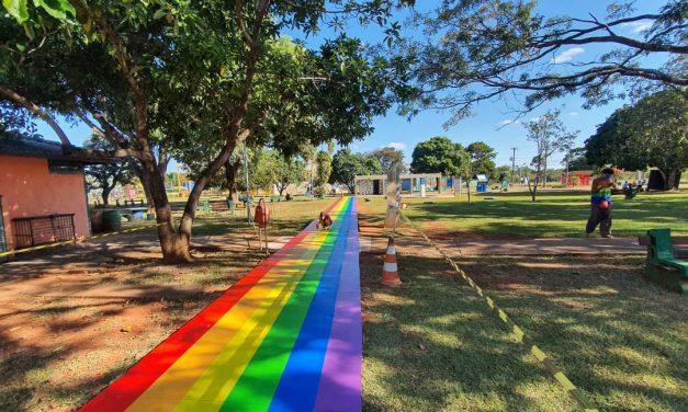 Projeto inédito na América Latina vai colorir Brasília de arco-íris