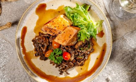 Chef Lui Veronese criou um menu exclusivo para o Dia dos Namorados no Cafe de La Musique Brasília