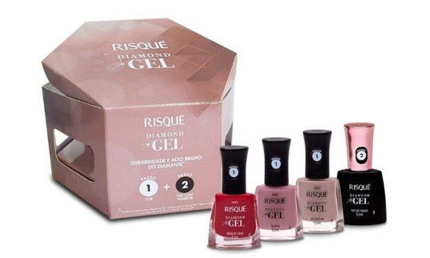 Risqué lança kit Presente da linha Diamond Gel para o Dia dos Namorados