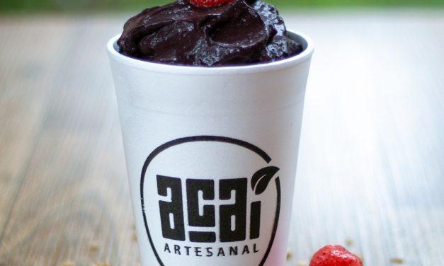 Açaí Artesanal chega comemora 9 anos e a marca de 25 lojas no DF