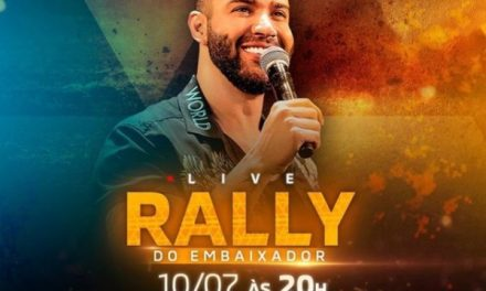 Live de Gusttavo Lima em Brasília terá rally de carros acontecendo simultaneamente ao seu show