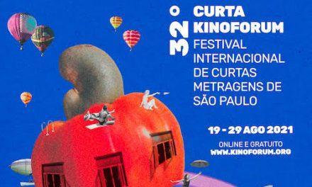 FESTIVAL INTERNACIONAL DE CURTAS METRAGENS DE SÃO PAULO – CURTA KINOFORUM