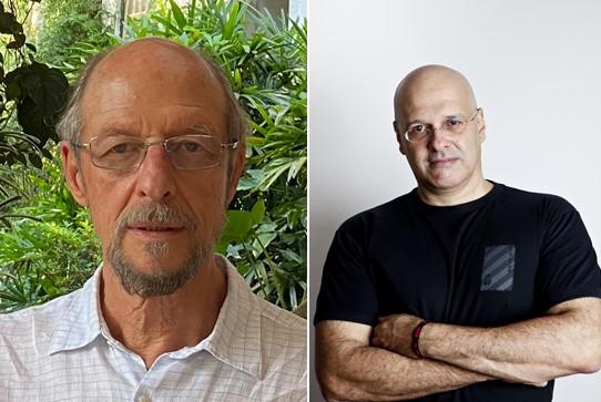 Israel Beloch e Alberto Mussa participam do #LivecomaVila