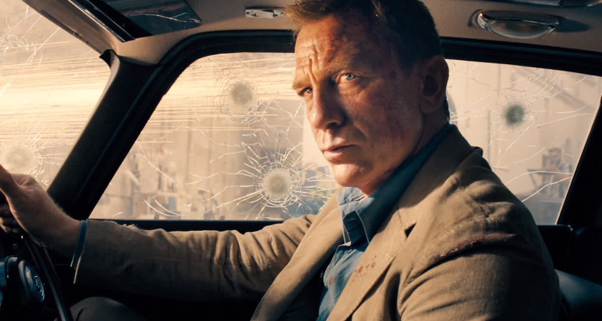 007-Sem tempo pra Morrer finalmente estreia nos cinemas