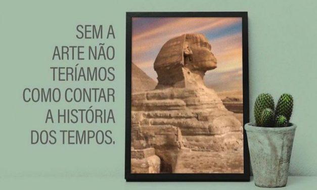 História da Arte é tema de oficina gratuita no Complexo Cultural Beira Lago