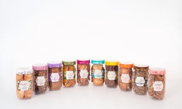 Dom Casero lança nova linha de biscoitos especiais