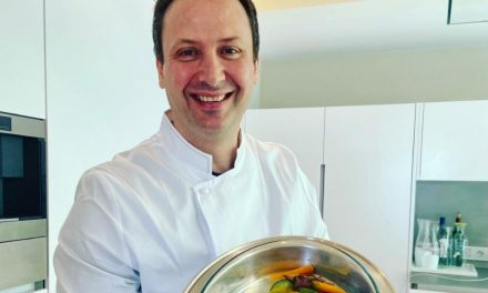 Chef Lionel Ortega ensina petiscos gourmet em lives no Instagram