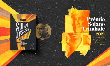 SP Escola de Teatro:  Dramaturgos negros são foco do edital Prêmio Solano Trindade